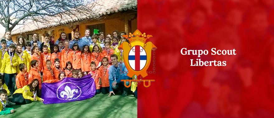 Colegio Trinitarias - Grupo Scout Libertas