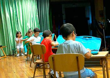 Colegio Trinitarias - Iniciación Musical
