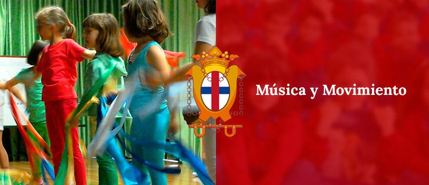 Colegio Trinitarias - Música y Movimiento