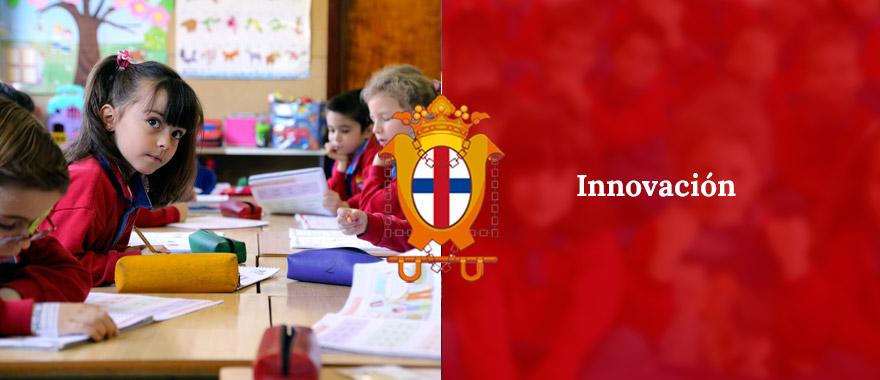 Colegio Trinitarias - Innovación