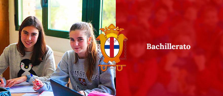 Colegio Trinitarias - Bachillerato