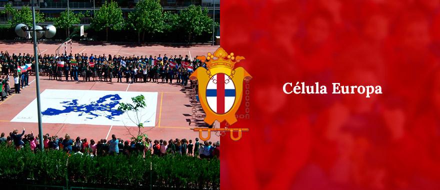 Colegio Trinitarias - Célula Europa