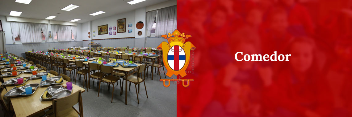 Colegio Trinitarias - Comedor