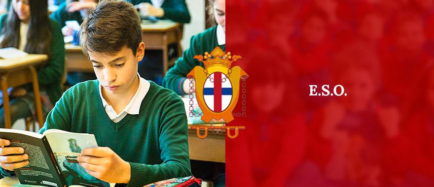 Colegio Trinitarias - ESO
