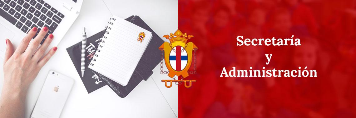 Colegio Trinitarias - Secretaría y Administración