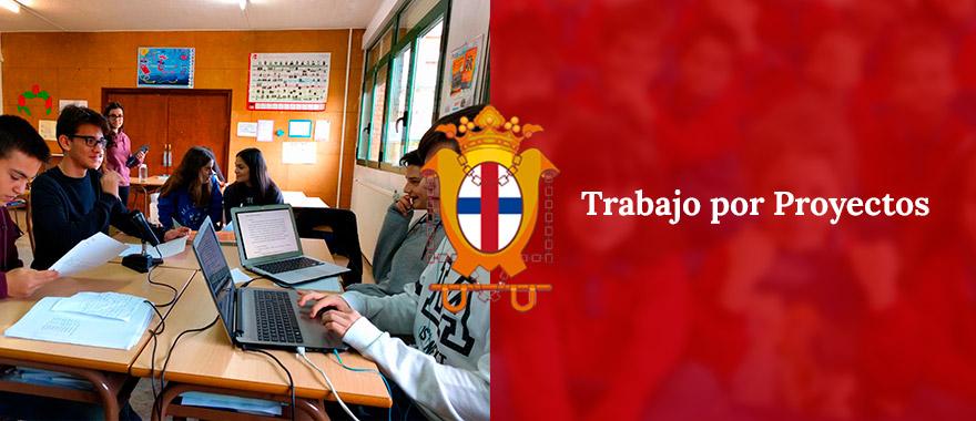 Colegio Trinitarias - Trabajo por Proyectos