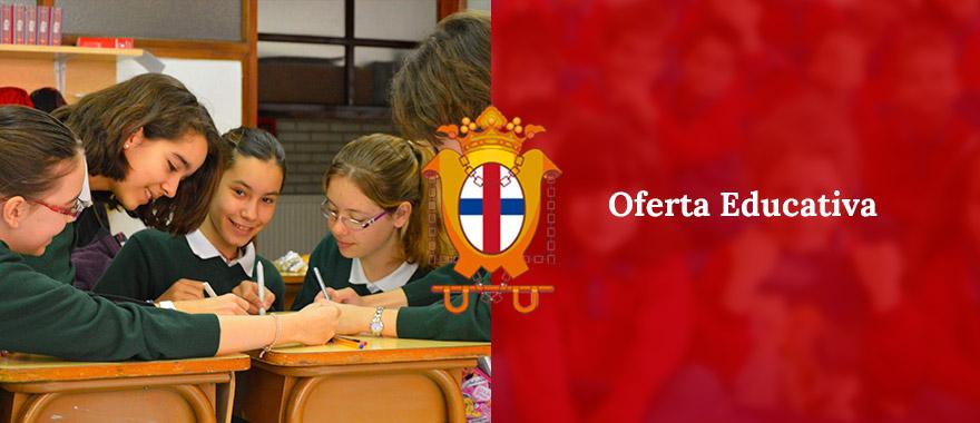 Colegio Trinitarias - Oferta Educativa