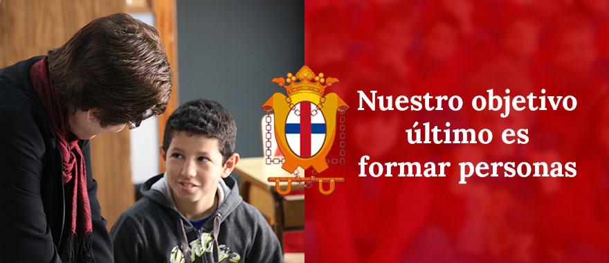 Colegio Trinitarias - Misión, Visión y Valores