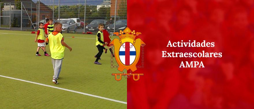 Colegio Trinitarias - Actividades Extraescolares