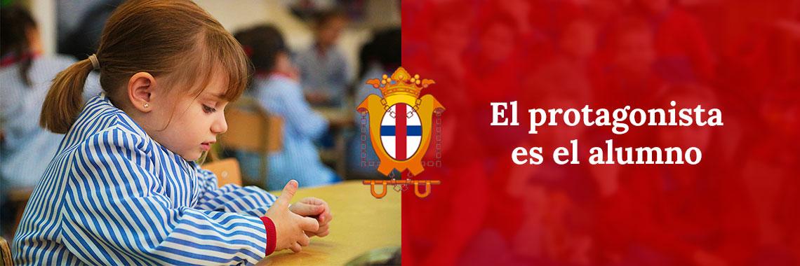 Colegio Trinitarias - Atención individualizada