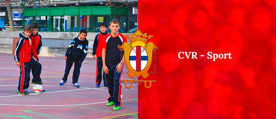 Colegio Trinitarias - CVR-Sport