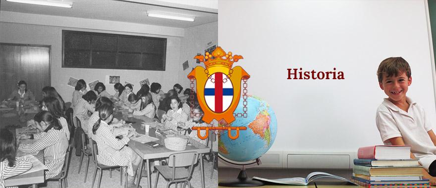Colegio Trinitarias - Historia