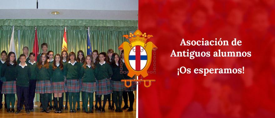 Colegio Trinitarias - Asociación de Antiguos Alumnos