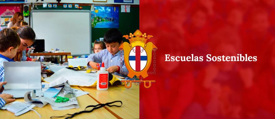 Colegio Trinitarias - Escuelas Sostenibles