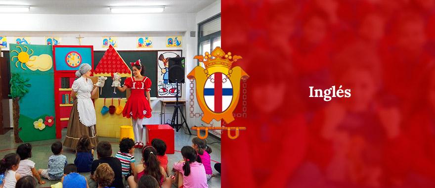 Colegio Trinitarias - Actividades Extraescolares, Inglés