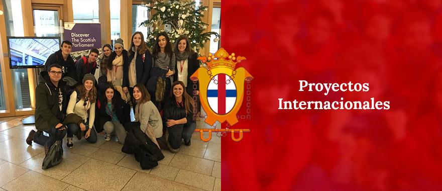 Colegio Trinitarias - Proyectos Internacionales
